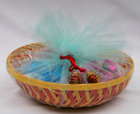 Traditional basket – 60 pc.